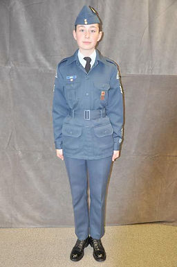 C-2 - Routine Training Dress