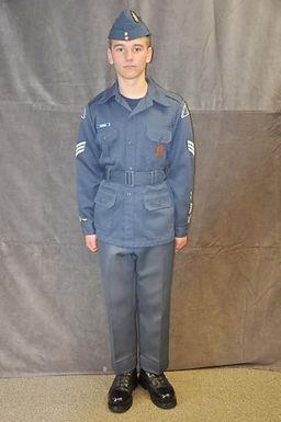 C-4 - Routine Training Dress