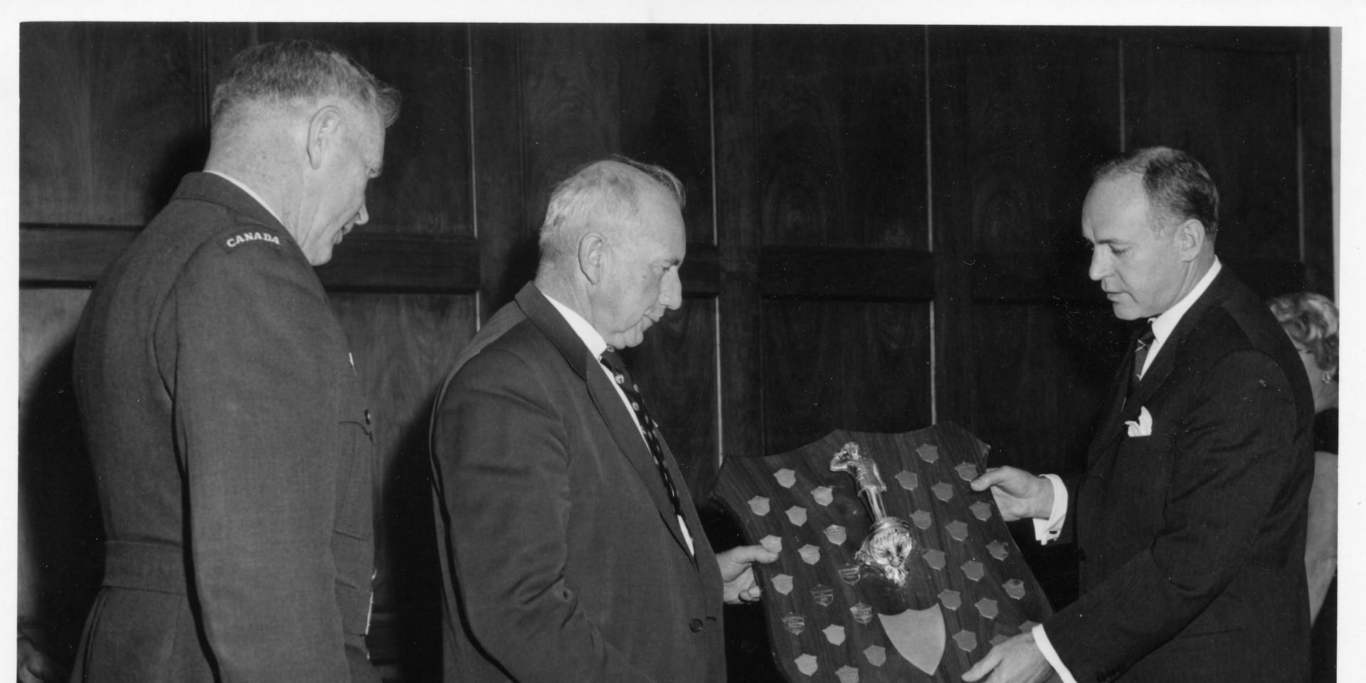 21. Fall 1967 - Joseph Beauregard, fathe