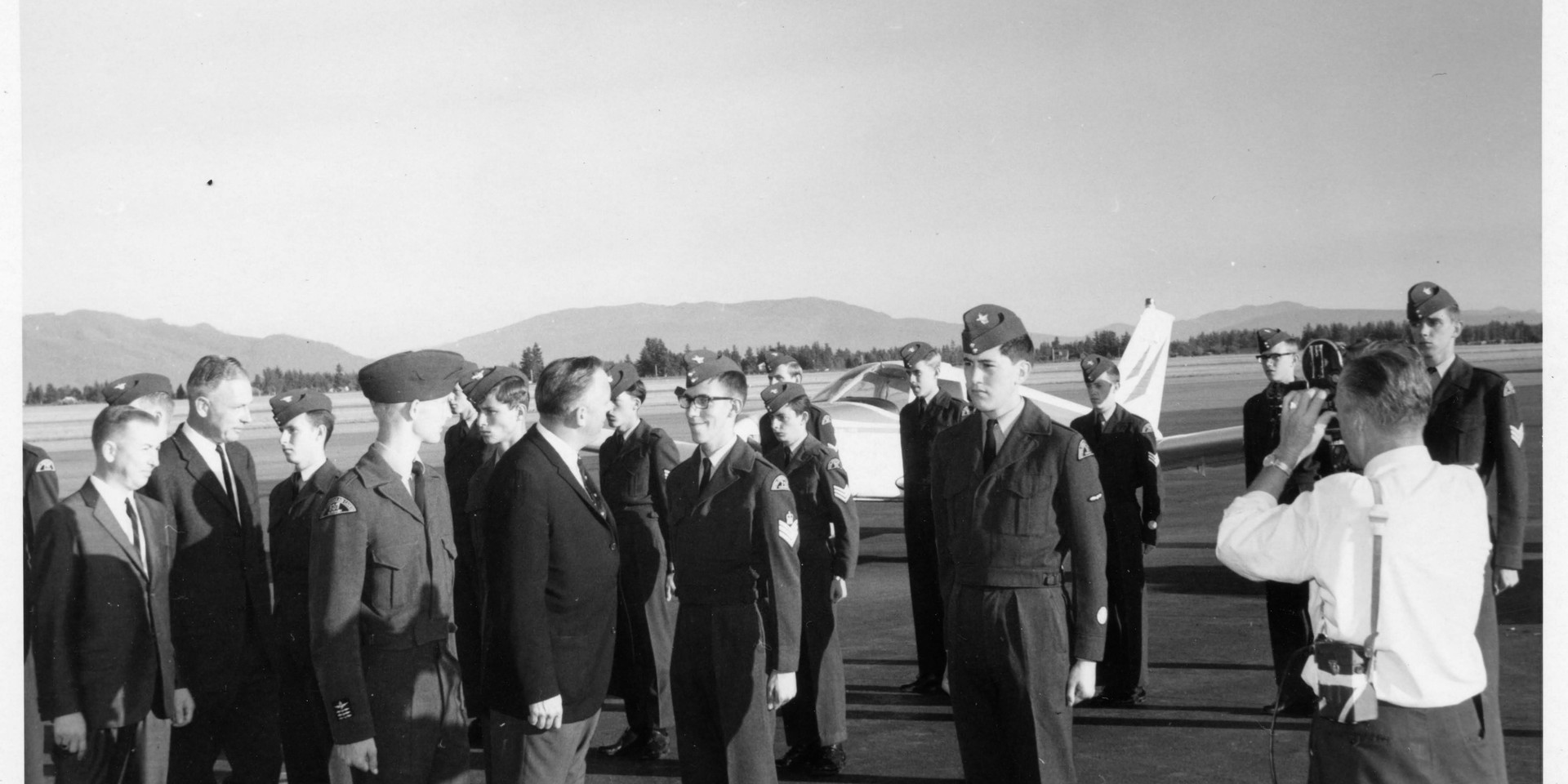 19. Wings Parade, Air Cadet Flying Train