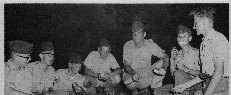 11. 1964 Summer Camp - Cpl Bredenhof 746