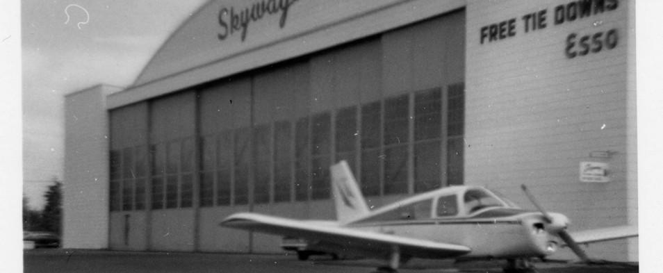 15. Cadet Flying Training Aug 1967 Abbot