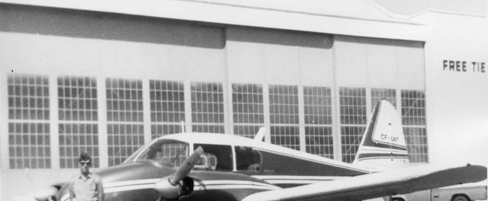 18. FSgt Ed Beauregard - Piper Apache fl