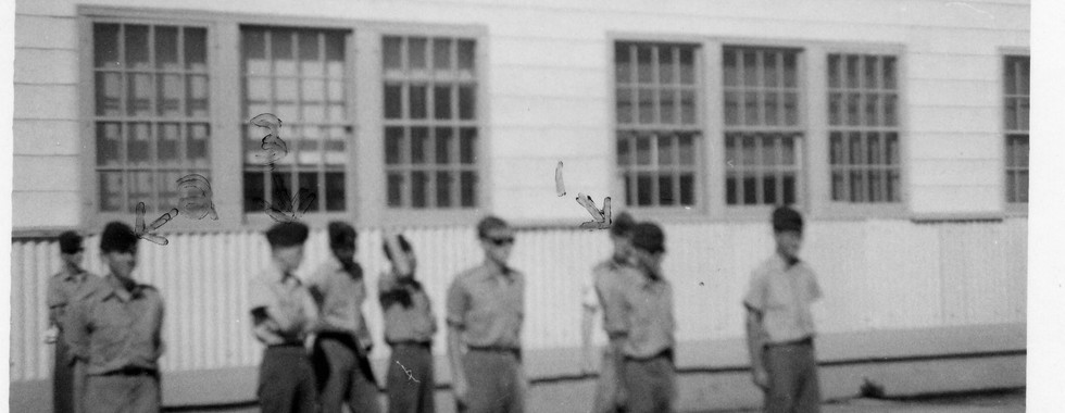 7. Summer Camp 1965 Namao - Drill - arro