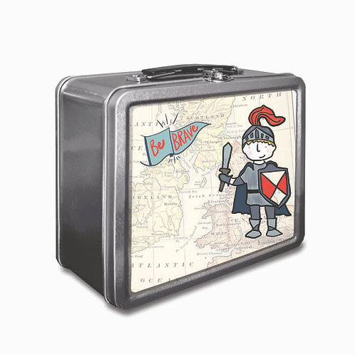 Be Brave Lunchbox