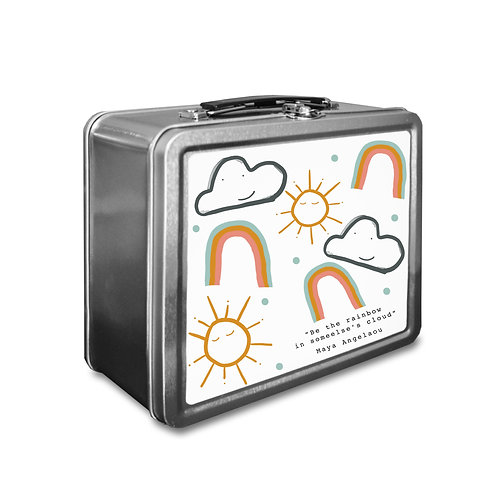 Cloud and Rainbow Lunchbox