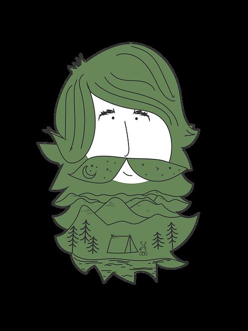 Eustace Sticker