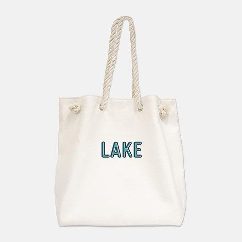 Lake Beach Tote
