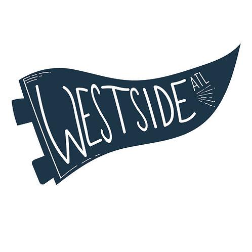 Westside ATL Sticker