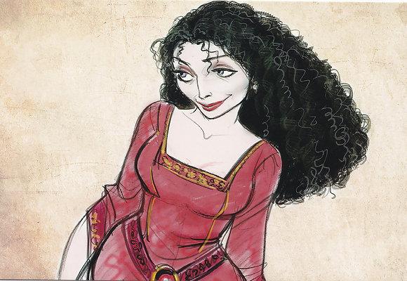 Gothel - Rapunzel