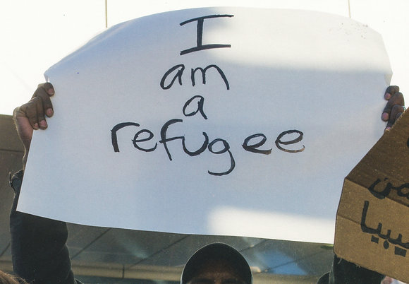 I am a Refugee
