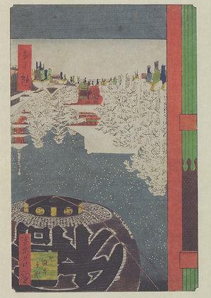 The Kinryūsan Temple at Asakusa