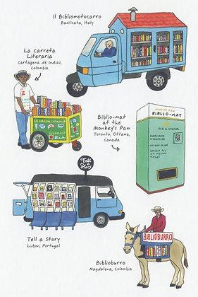 Bookmobiles & More
