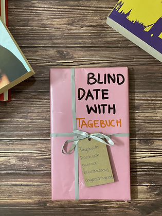 Blind Date with Tagebuch