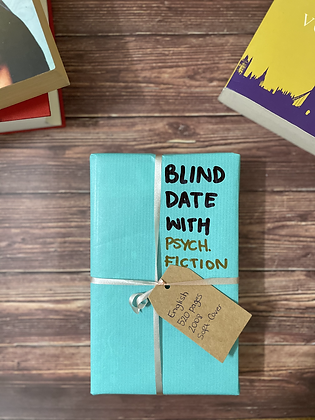 Blind Date with Psychological Fiction