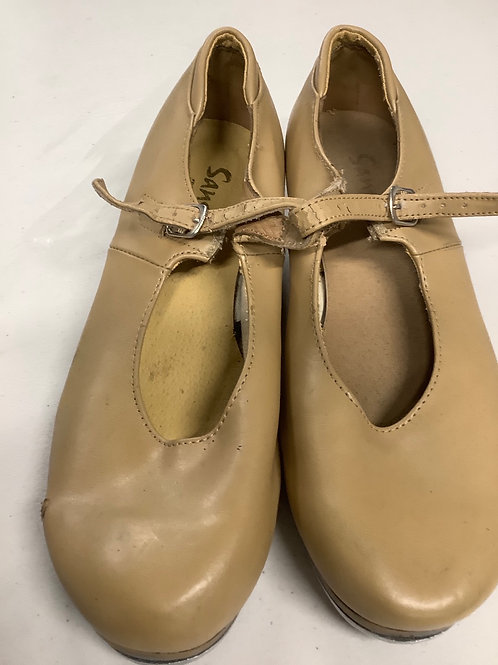2nd hand Tap Shoes - Sole of shoe measures 25cm
