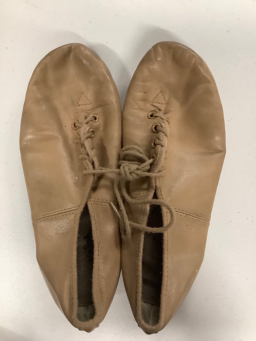 2nd hand Lace Up Jazz Shoes - Sole measures 21.5cm