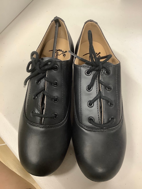 BRAND NEW Black Oxford slick tap shoes - Pro version - order not collected