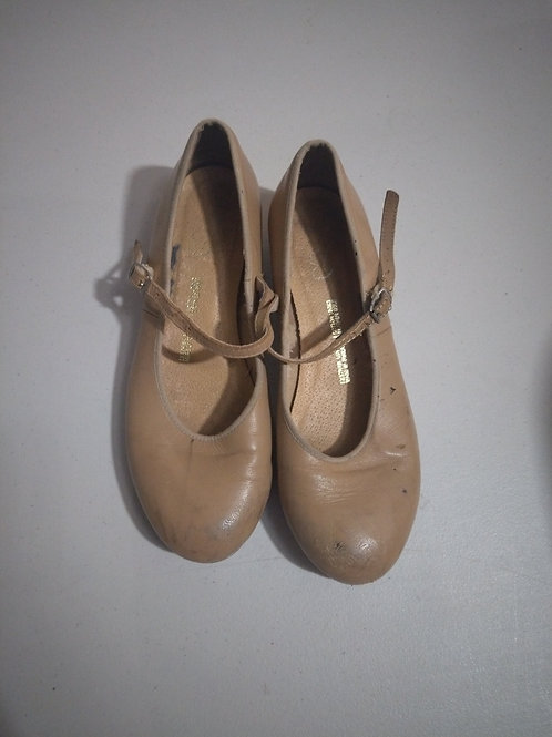 Second hand tan tap shoes
