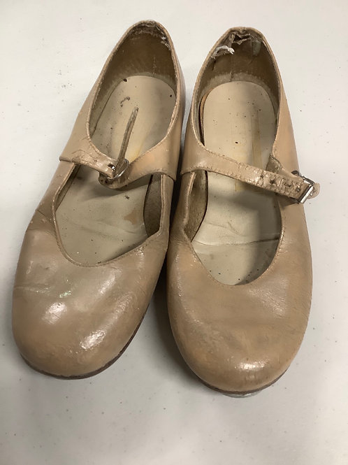 2nd hand Tap Shoes - Sole of shoe measures 20.5cm