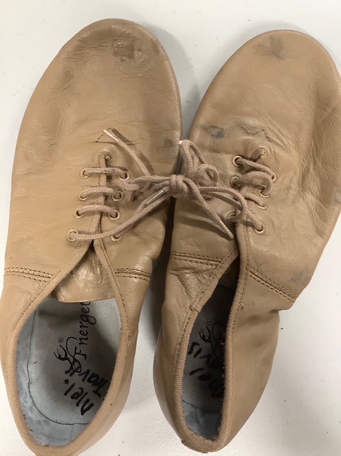 2nd hand jazz shoes (lace up) - Sole of shoe measures 24.5cm