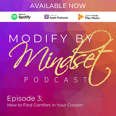 Ep. 3: How to Find Comfort in Your Cocoon
