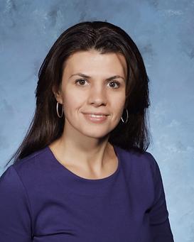 Dean's supervisor, Edita Gruda's portrait