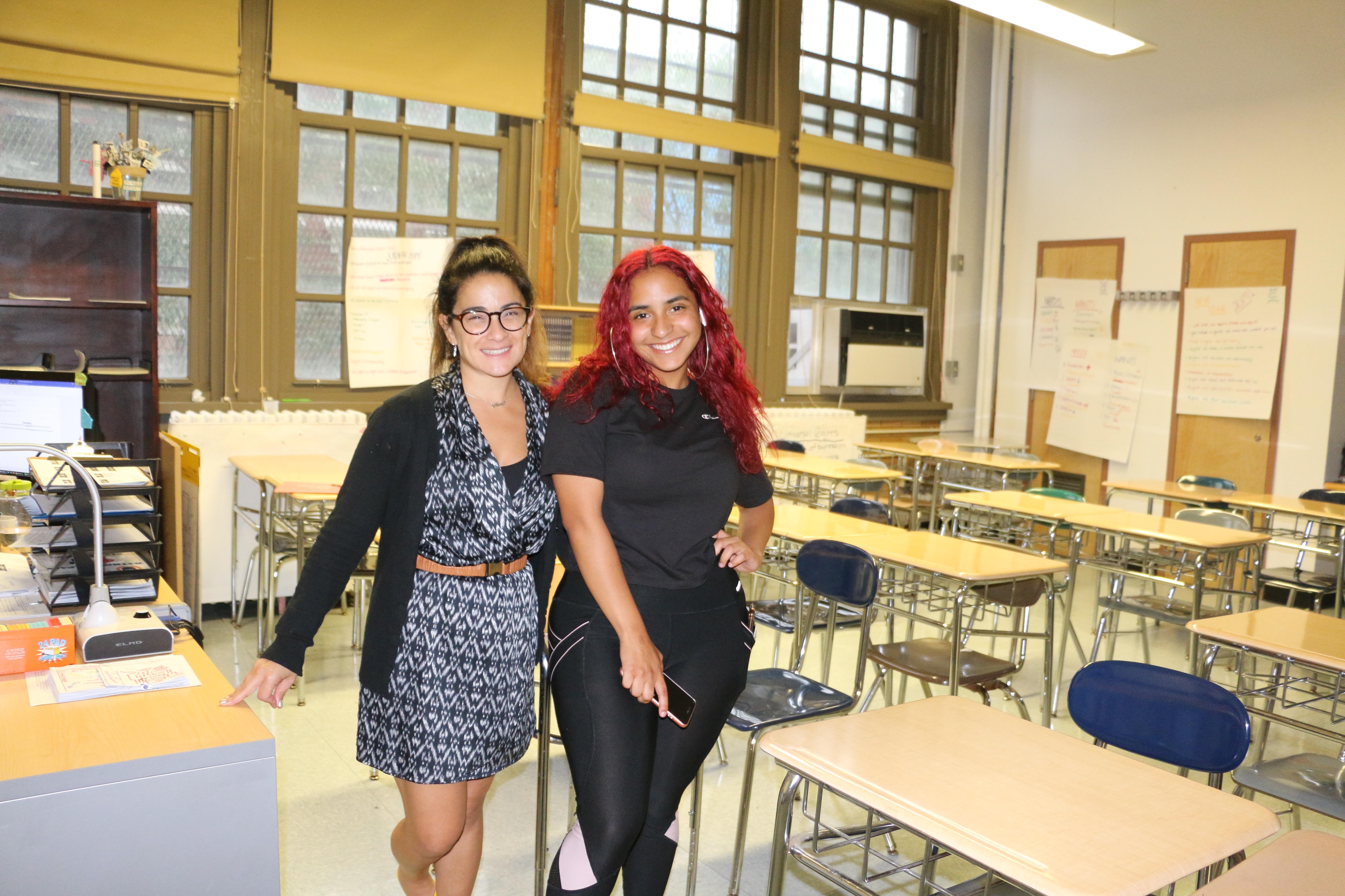 Classroom Room 238