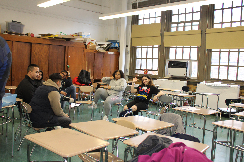 Classroom Room 232