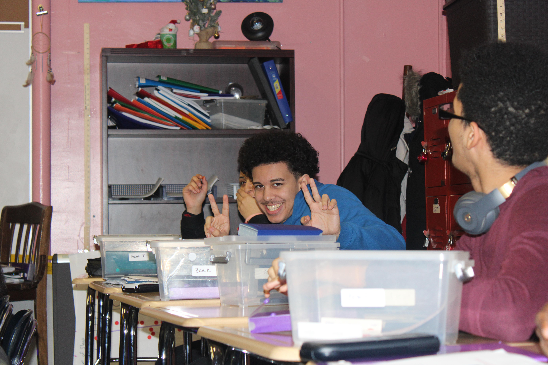 Classroom Room 240