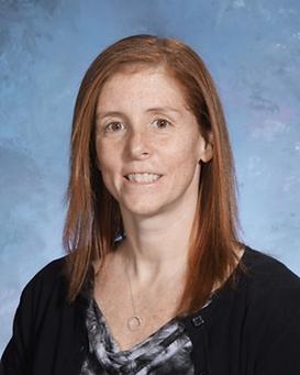 Principal, Karen Polsonetti's portrait