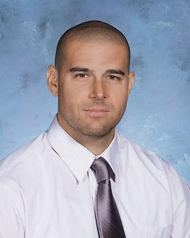 Assistant Principal, Michael Farrell's portrait