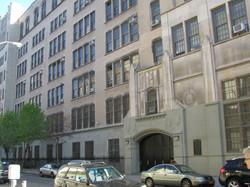 Bayard Rustin School Building