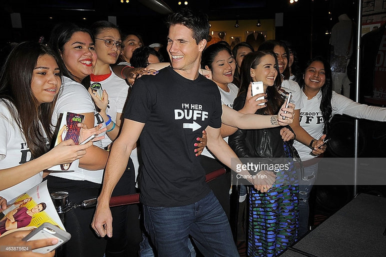 """MBA at Movie Screening of """"The Duff"""""""