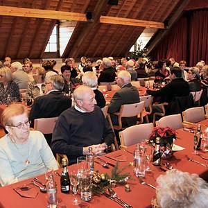"""Chrëschtfeier vum Club """"Senioren 2005"""""""