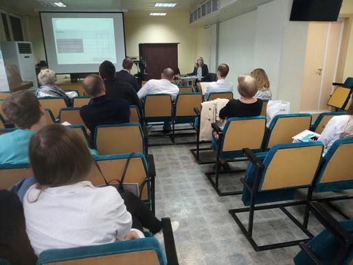 В Свердловском онкодиспансере обсудили новые методы лекарственной терапии в онкоурологии