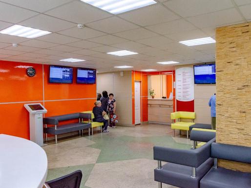 Нацпроект Здравоохранение: направления «бережливости» реализуют 109 поликлиник Свердловской области