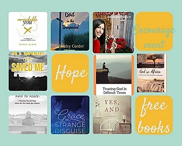 Hope and encouragement giveaway