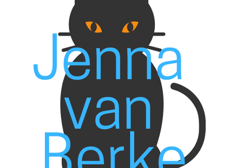 Ice baths, stalkers and hot chocolate... author Jenna van Berke answers 10 questions