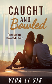 Caught and Bowled Cover Prequel to Bowle