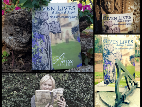 Given Lives—Interview with Anna Jensen