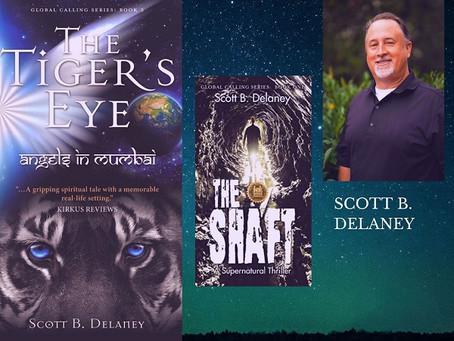 Author interview: Scott B. Delaney