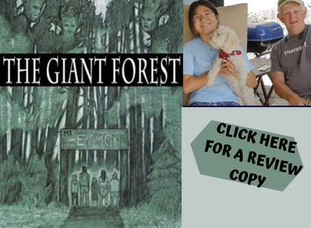 The joy of adults and children reading together – we chat to  authors of The Giant Forest