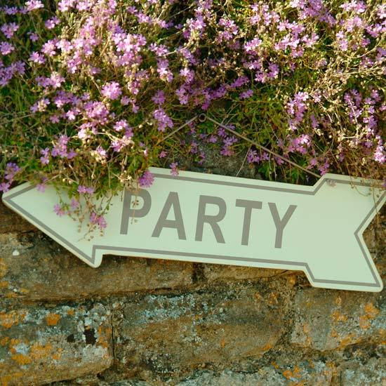 It's time for a little garden party!