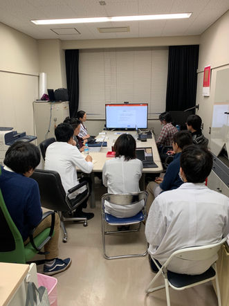 Bioinfomatics meeting