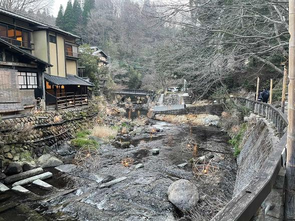 Kurokawa onsen (Kumamoto) (KM)