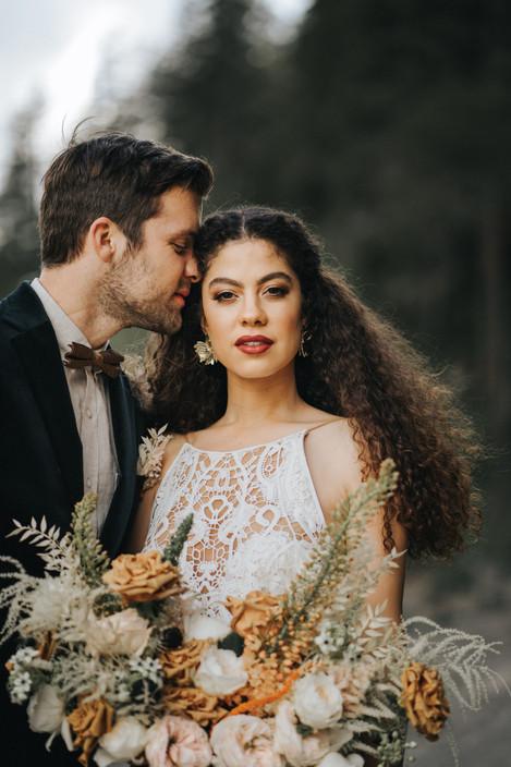 Oeschinensee Elopement Swiss Wedding Pho