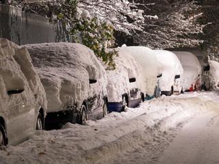 Droit du travail: la neige vous empêche de vous rendre au travail