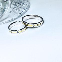 Orocher Wedding Rings Style 02