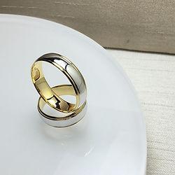 Orocher Wedding Rings Style 01